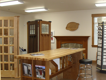 Visit Olympic Mountaion Millwork Cabinetry Showroom