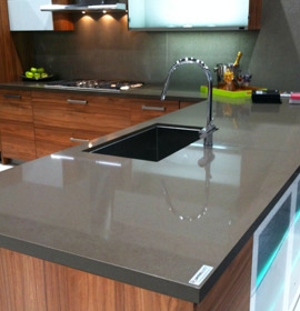 CLAY PEBBLE COUNTER TOPS